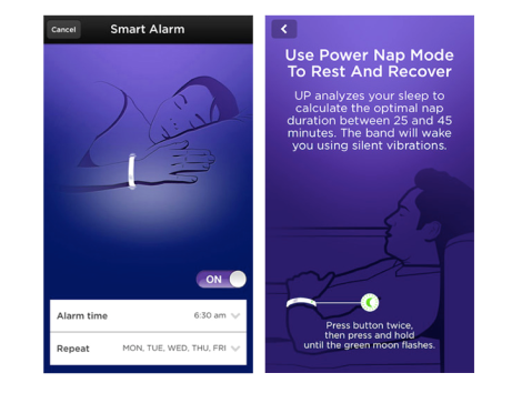 Jawbone Smart Alarm